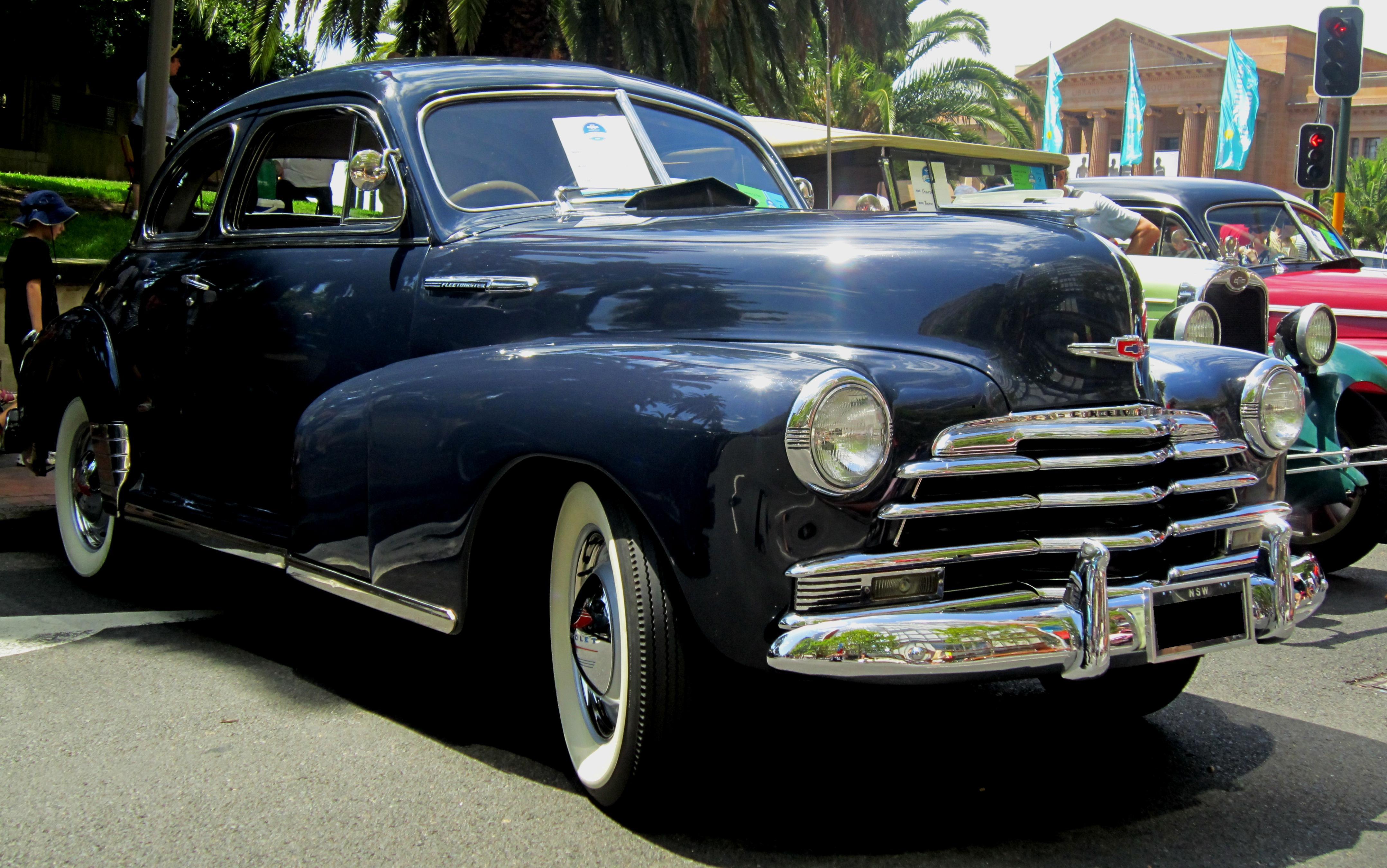 Chevrolet fleetmaster for 1947 chevy fleetline 4 door