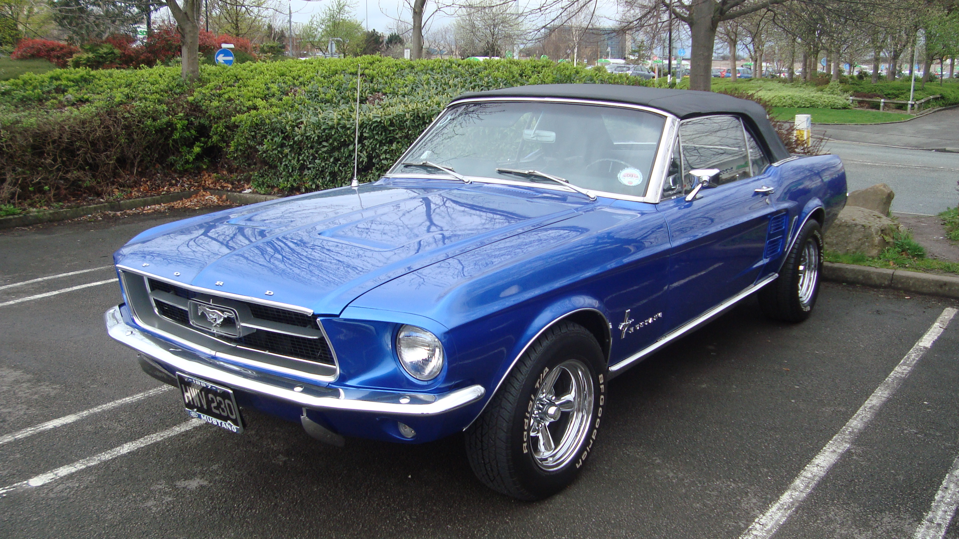 file1967 ford mustang convertible 13667785565jpg