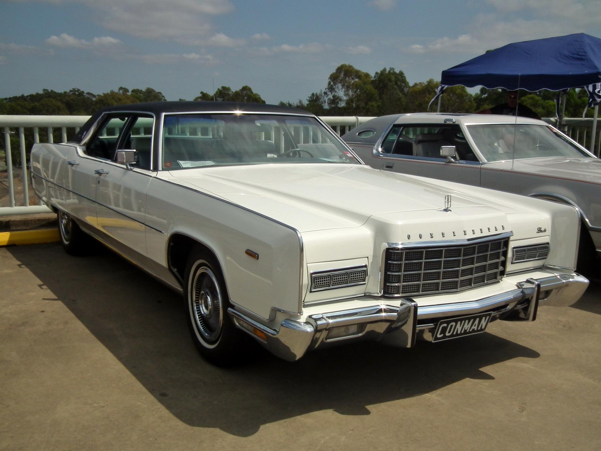 File 1973 Lincoln Continental Town Car Sedan 12404237654