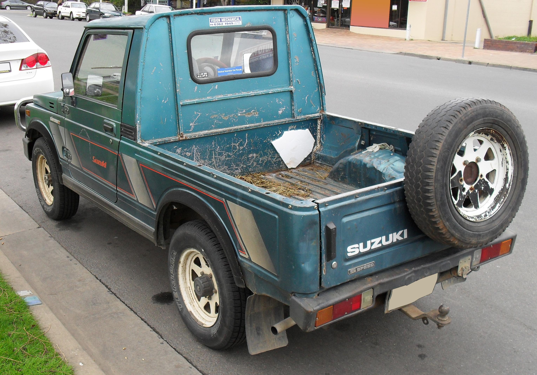 Suzuki Samurai Parts