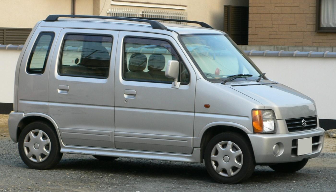 Suzuki Wagon R For Sale In Pakistan