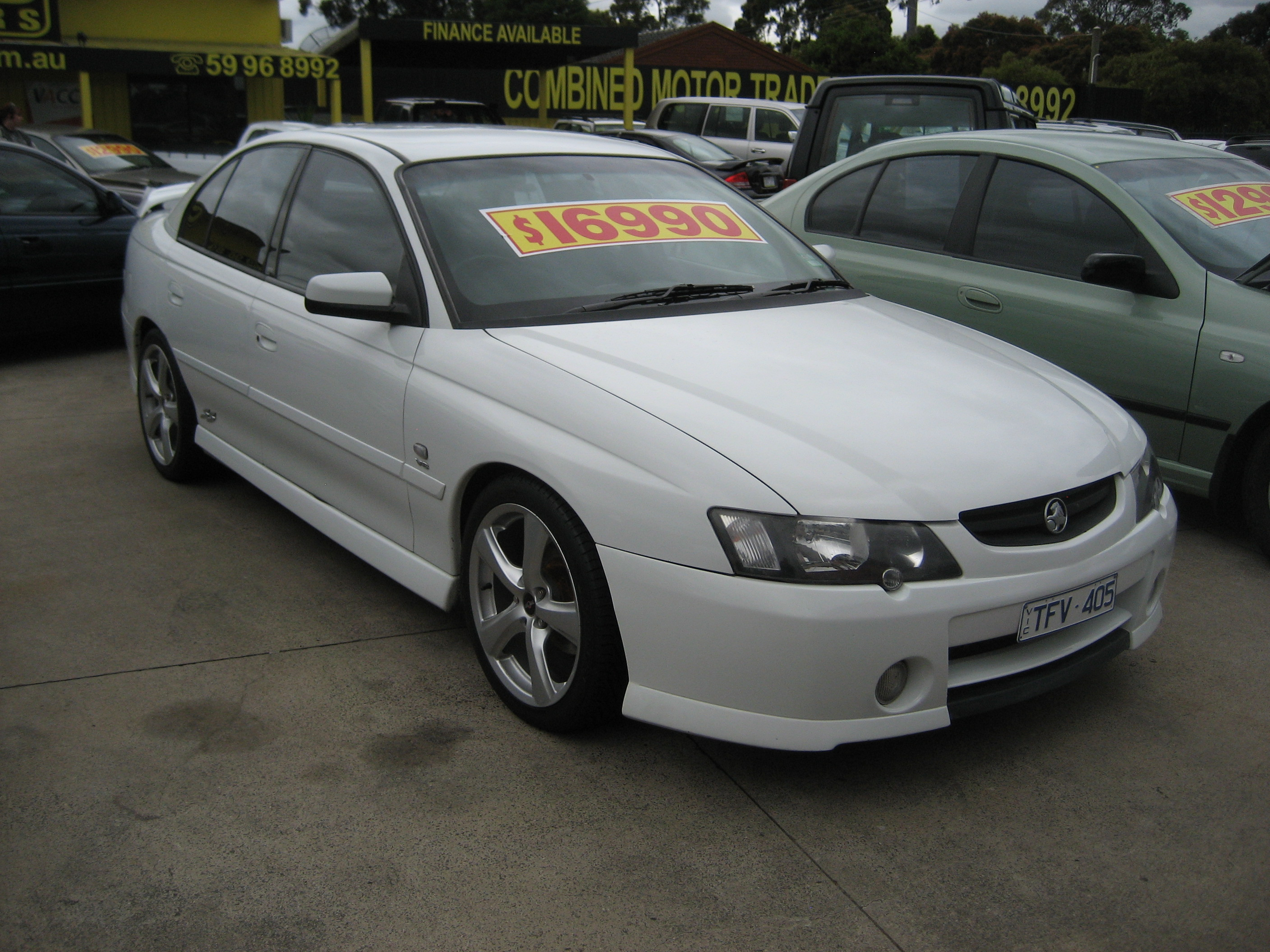 File2002 2003 holden commodore vy ss sedan 2010 12 20g file2002 2003 holden commodore vy ss sedan 2010 12 vanachro Images