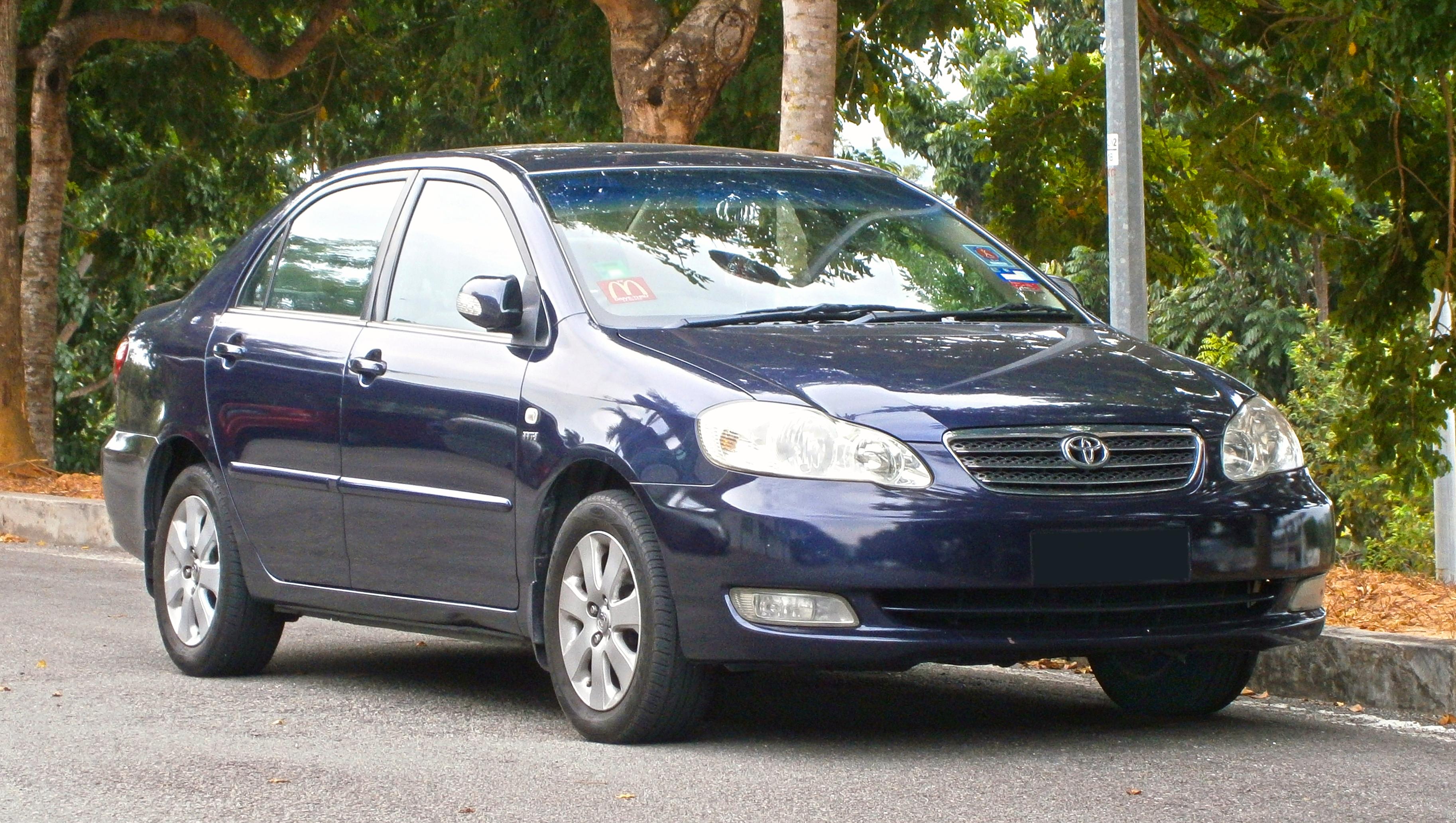 Kelebihan Toyota Altis 2005 Top Model Tahun Ini