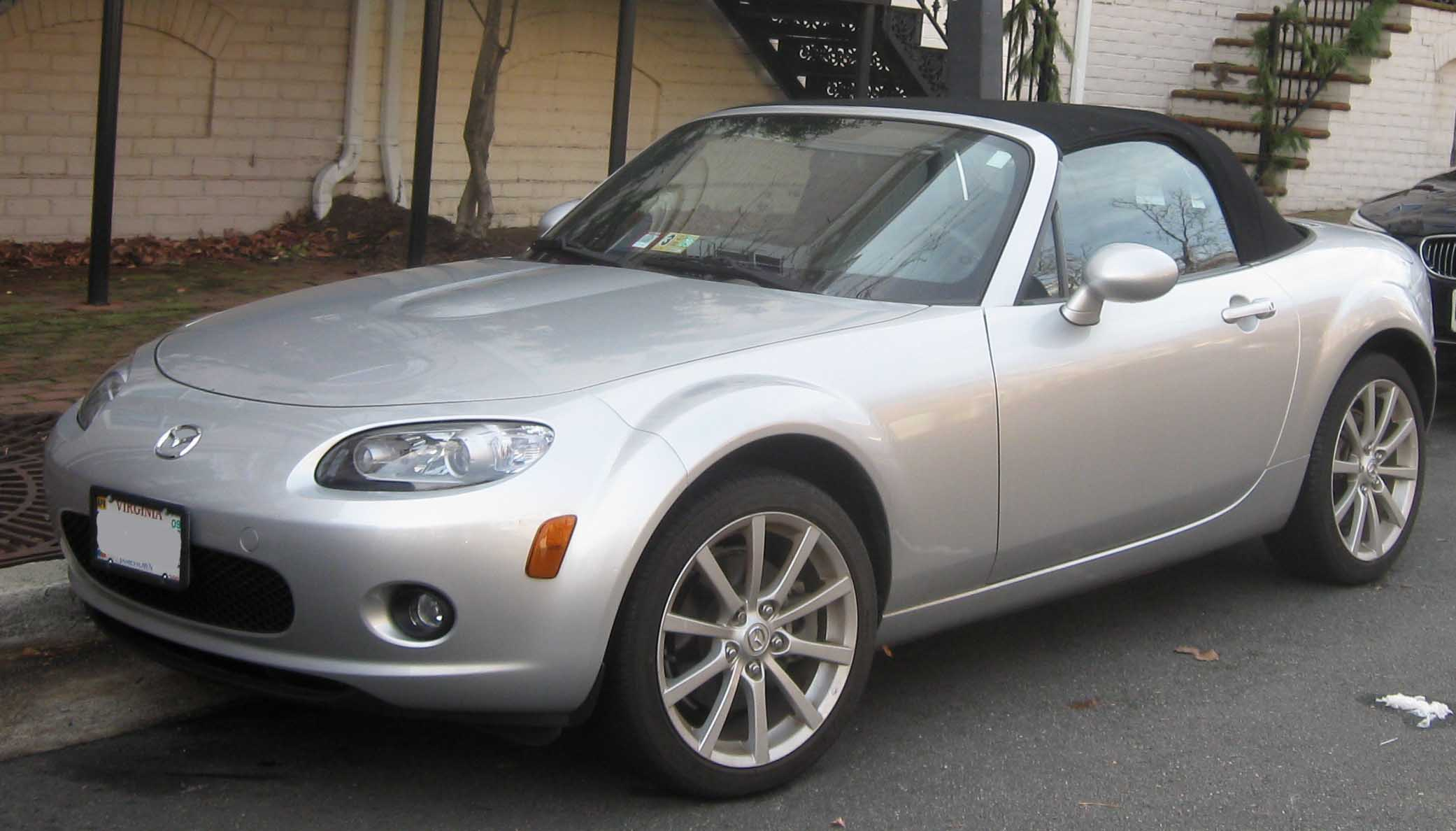 File 3rd Mazda Mx 5 Jpg Wikimedia Commons