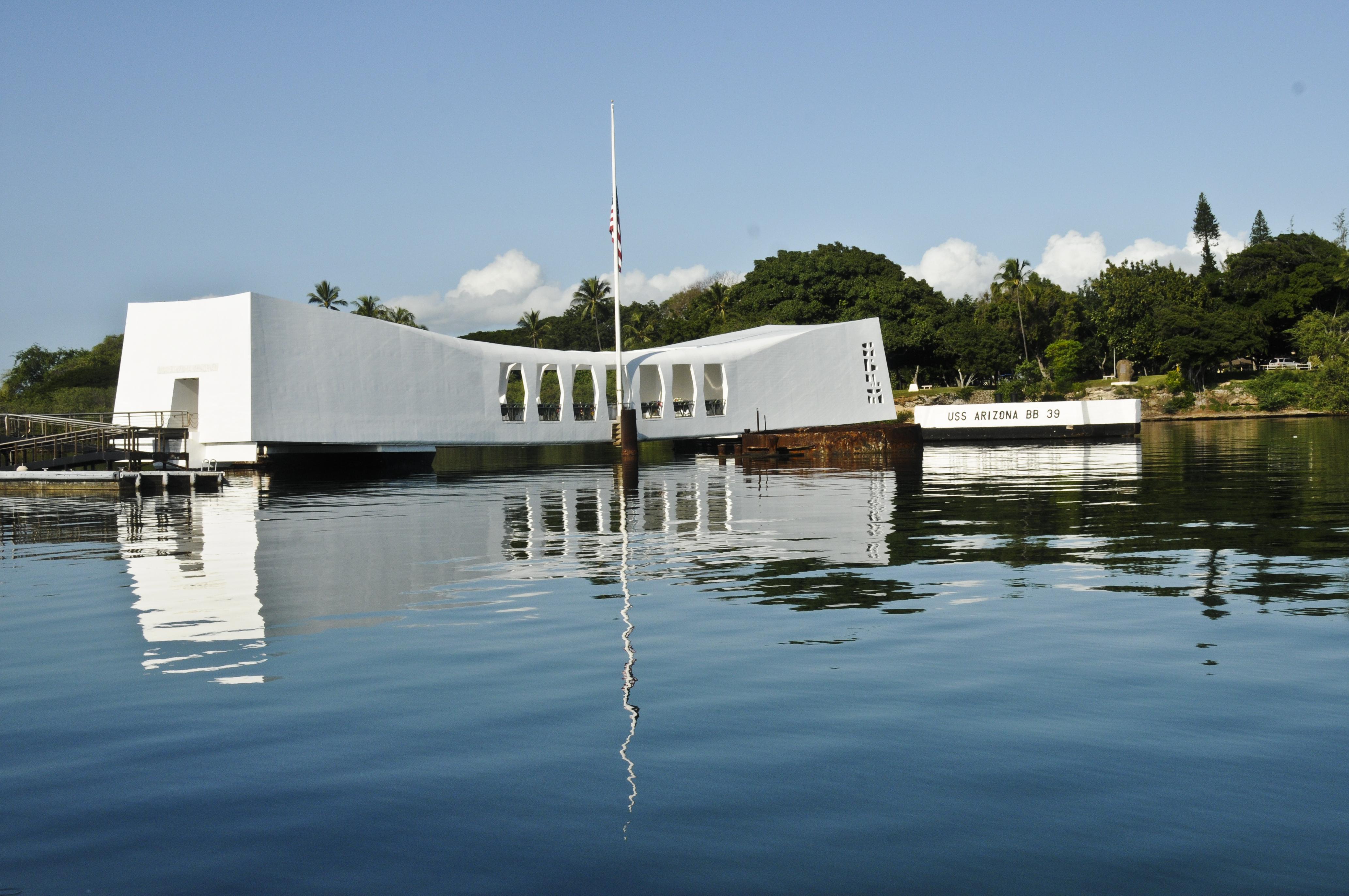 USS Arizona & Honolulu City Tour: 88B