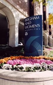 English: Brigham and Women's Hospital, 75 Fran...