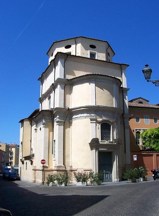 Oratory of Santa Maria delle Grazie, Parma