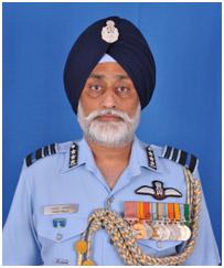 Jasbir Walia air marshal of the Indian Air Force