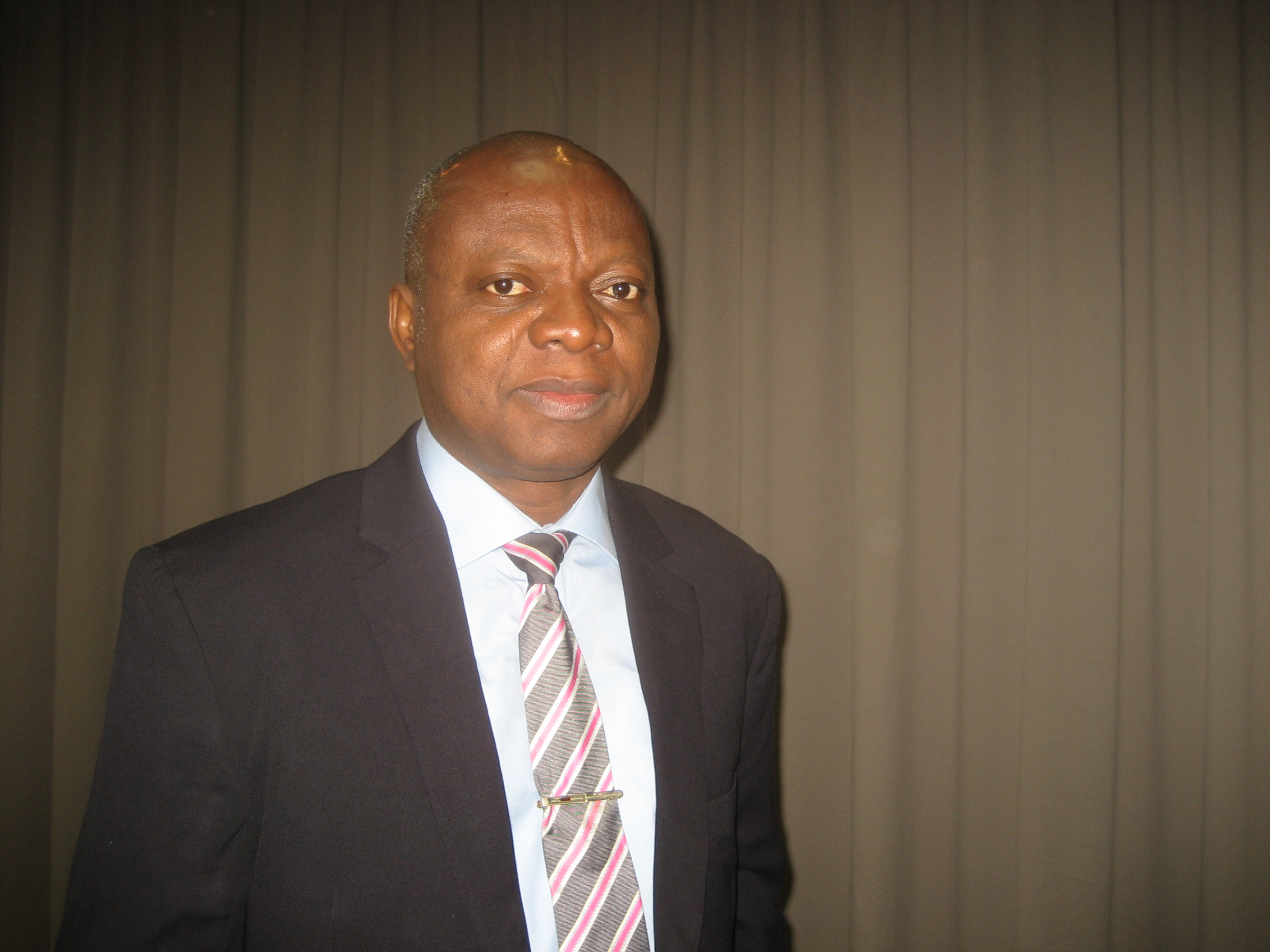 Prof. Idowu Olayinka, Vice Chancellor, University of Ibadan. Photo: Wikipedia