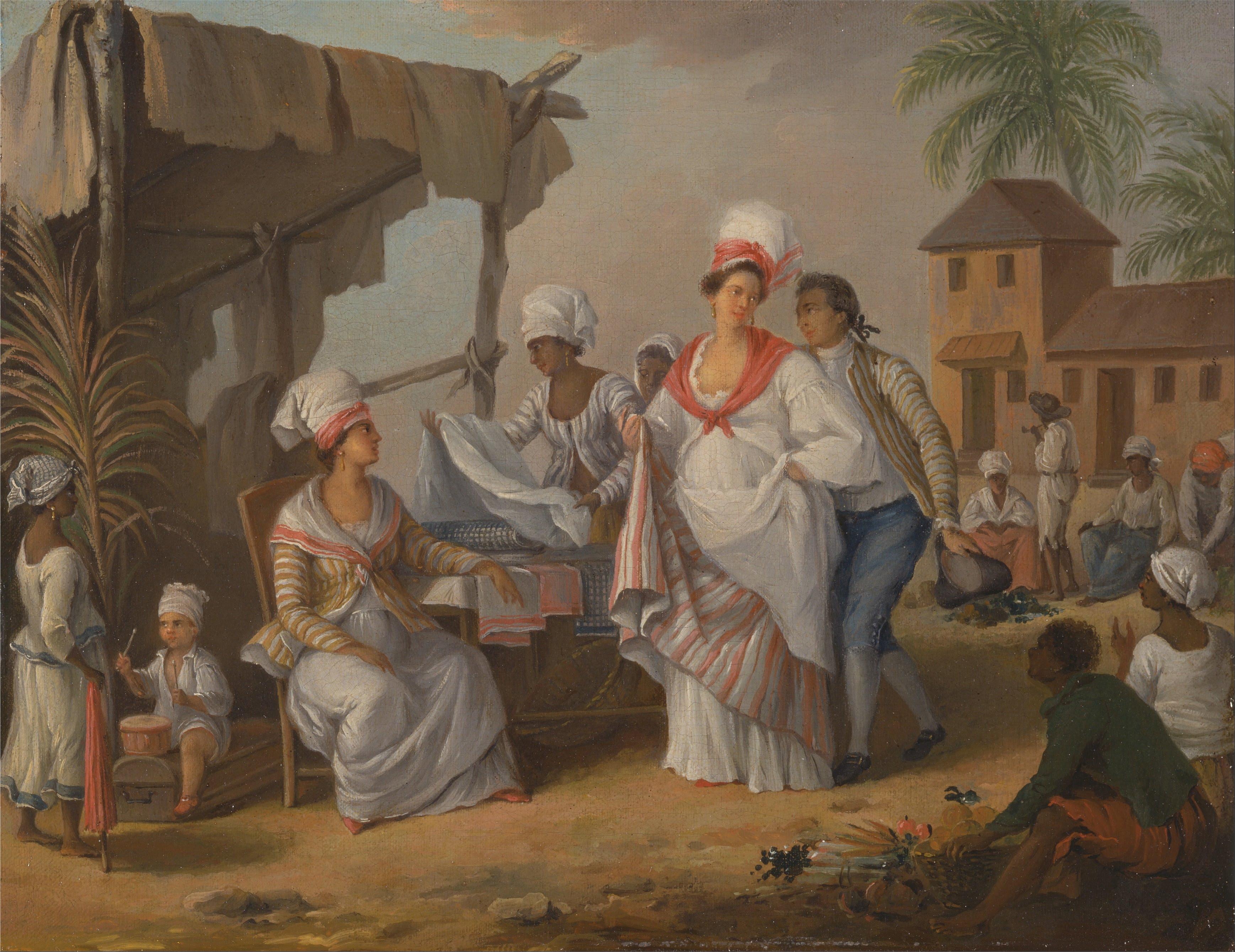 file agostino brunias market day roseau dominica google art