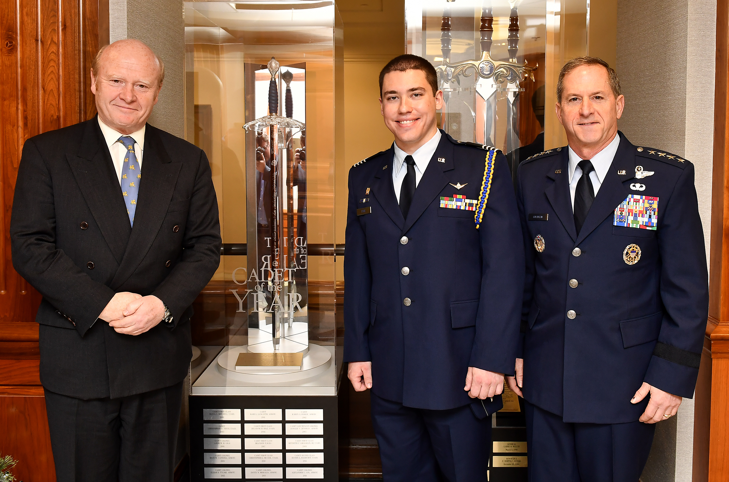 cadets dating officers