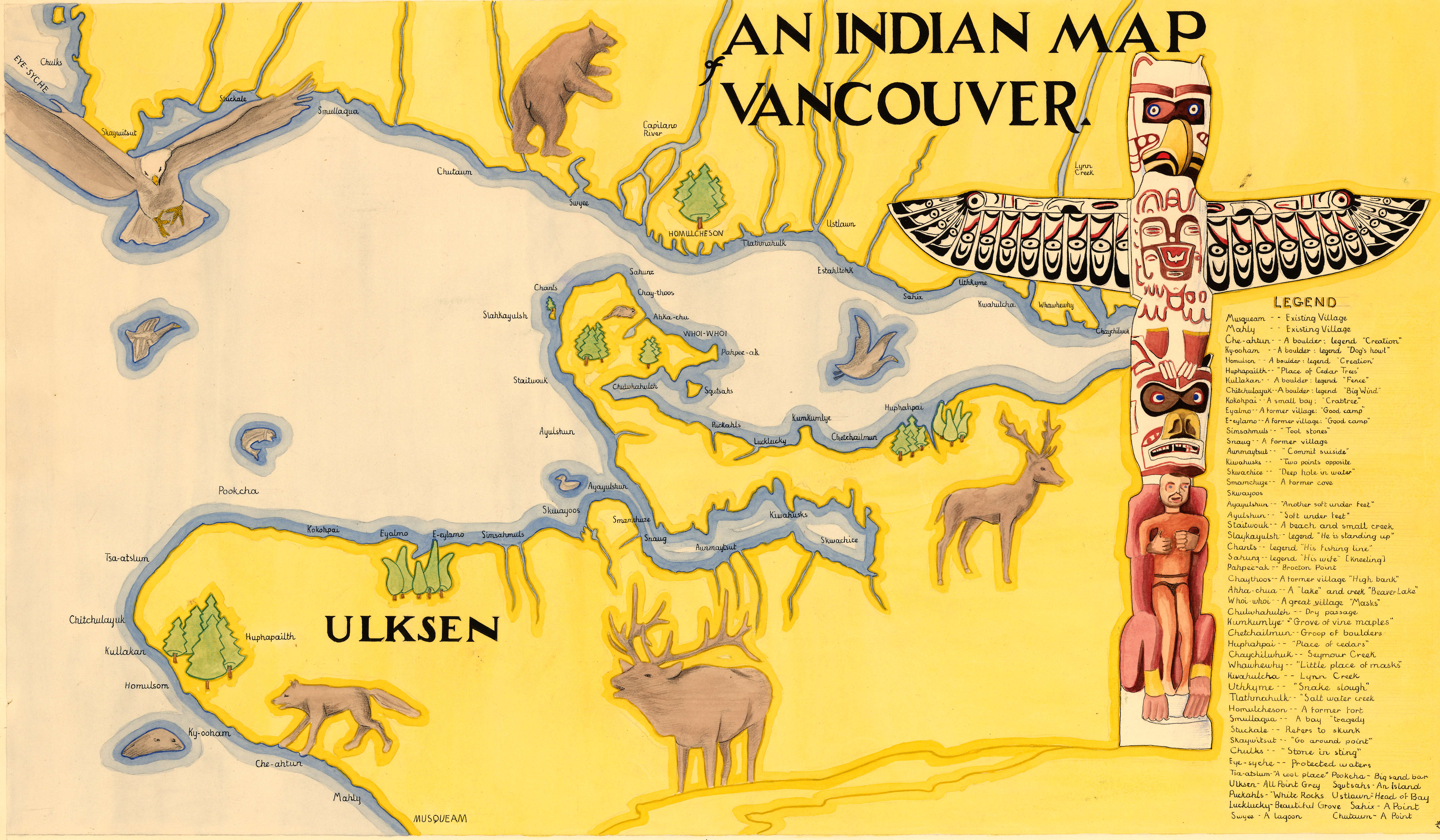 Filean indian map of vancouver 1936g wikimedia commons filean indian map of vancouver 1936g gumiabroncs Gallery
