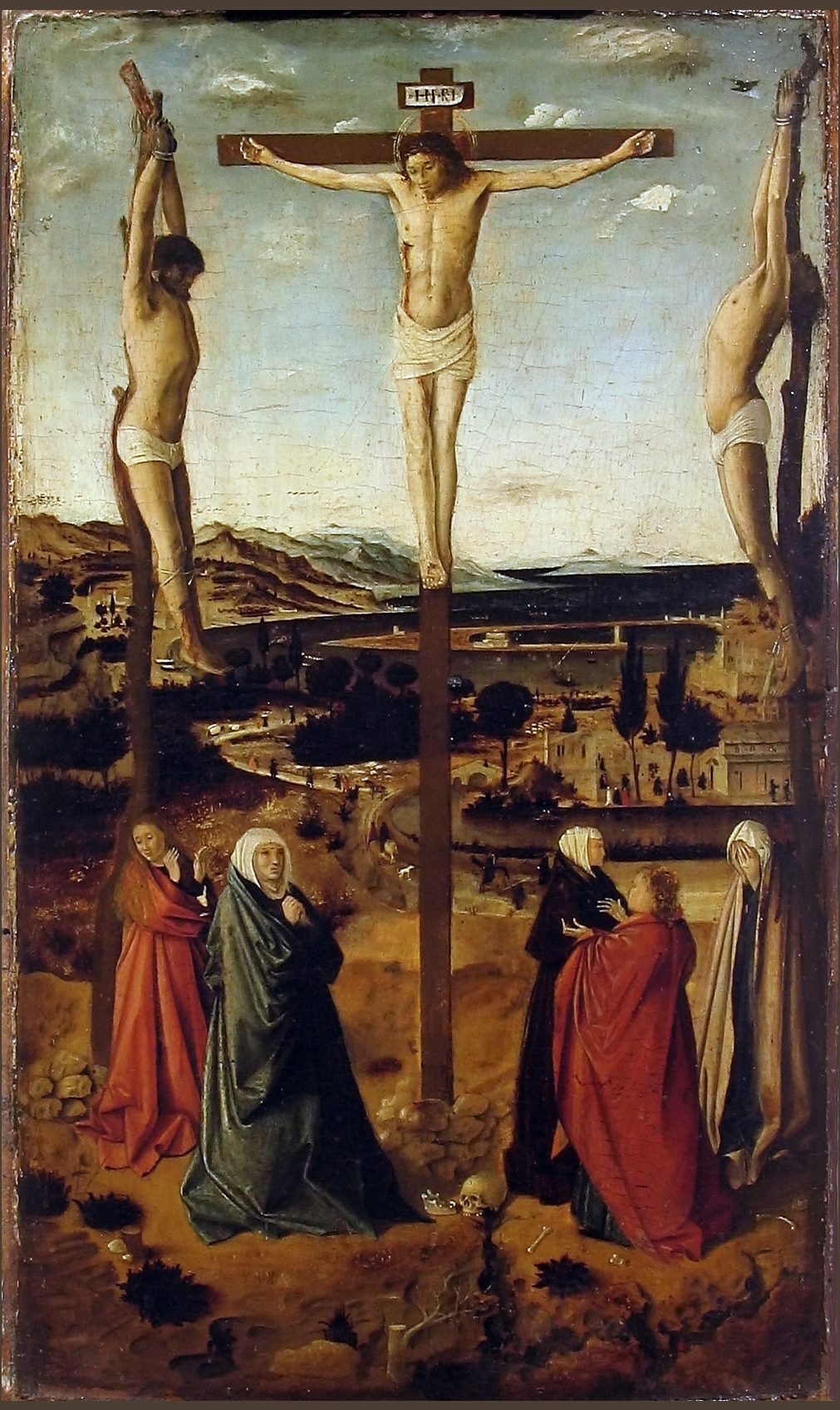 Antonello da Messina Crucifixion Antonello da Messina 026 Jpg