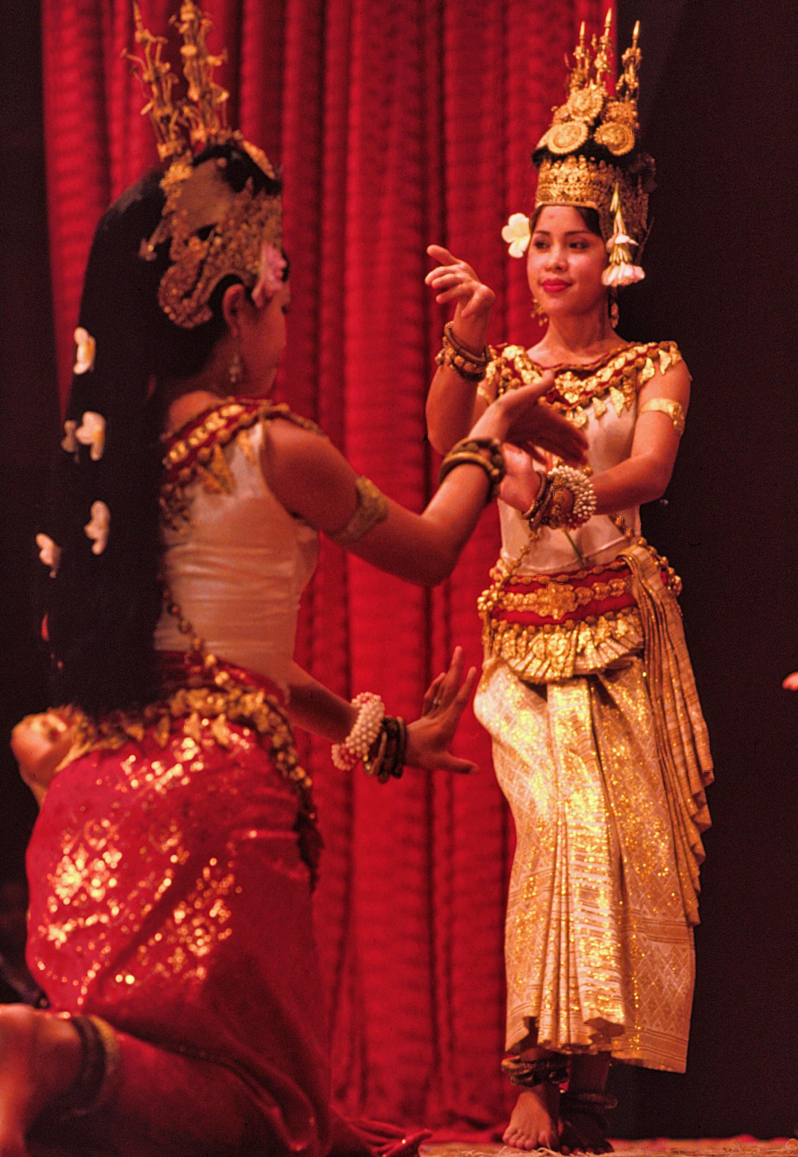 Apsara Dance in Siem reap