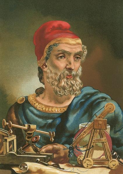 Archimedes boarische wikipedia for A archimede