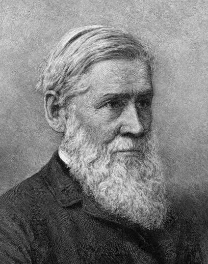 Depiction of Asa Gray