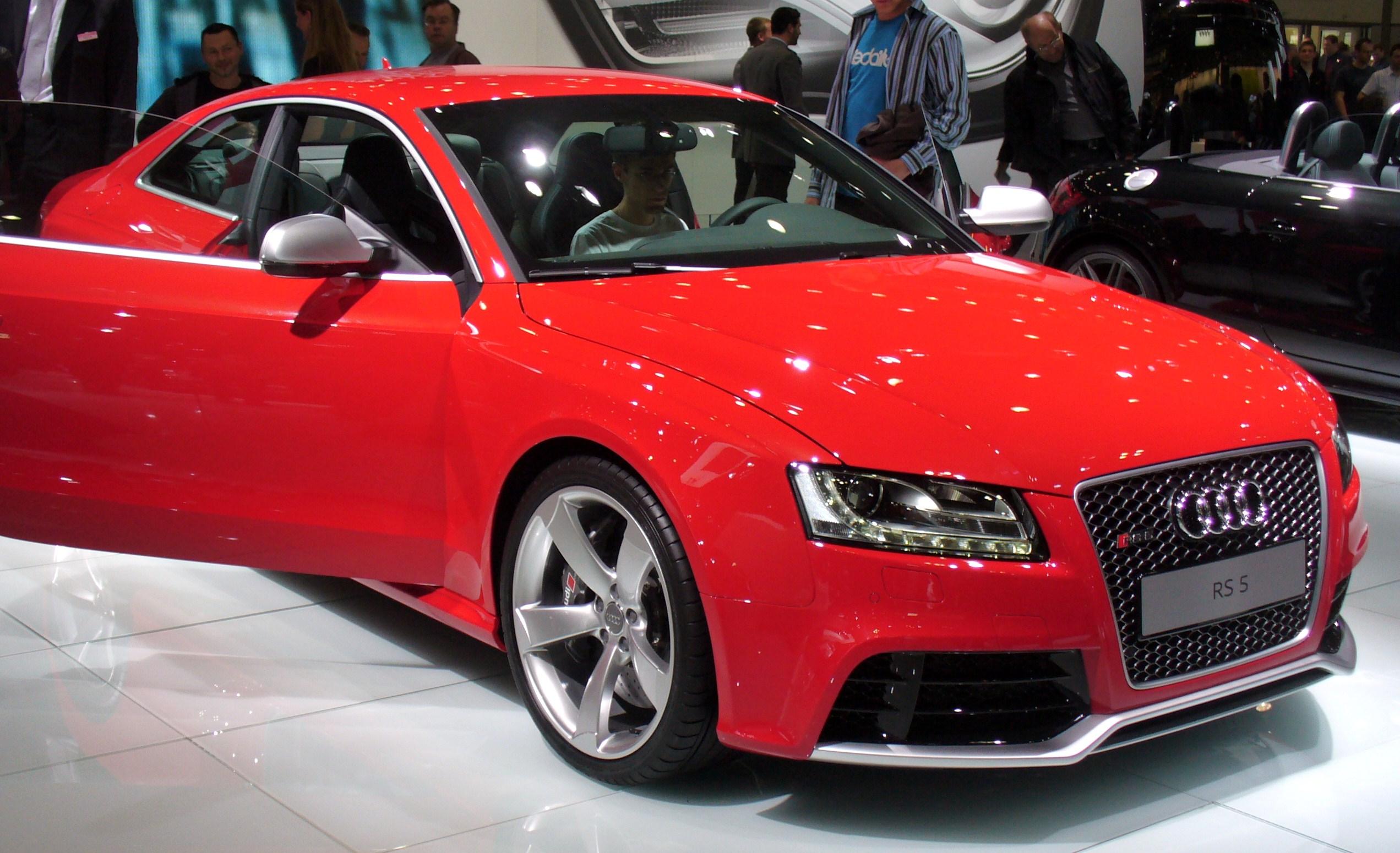 File:Audi RS5 Coupé.JPG - Wikimedia Commons