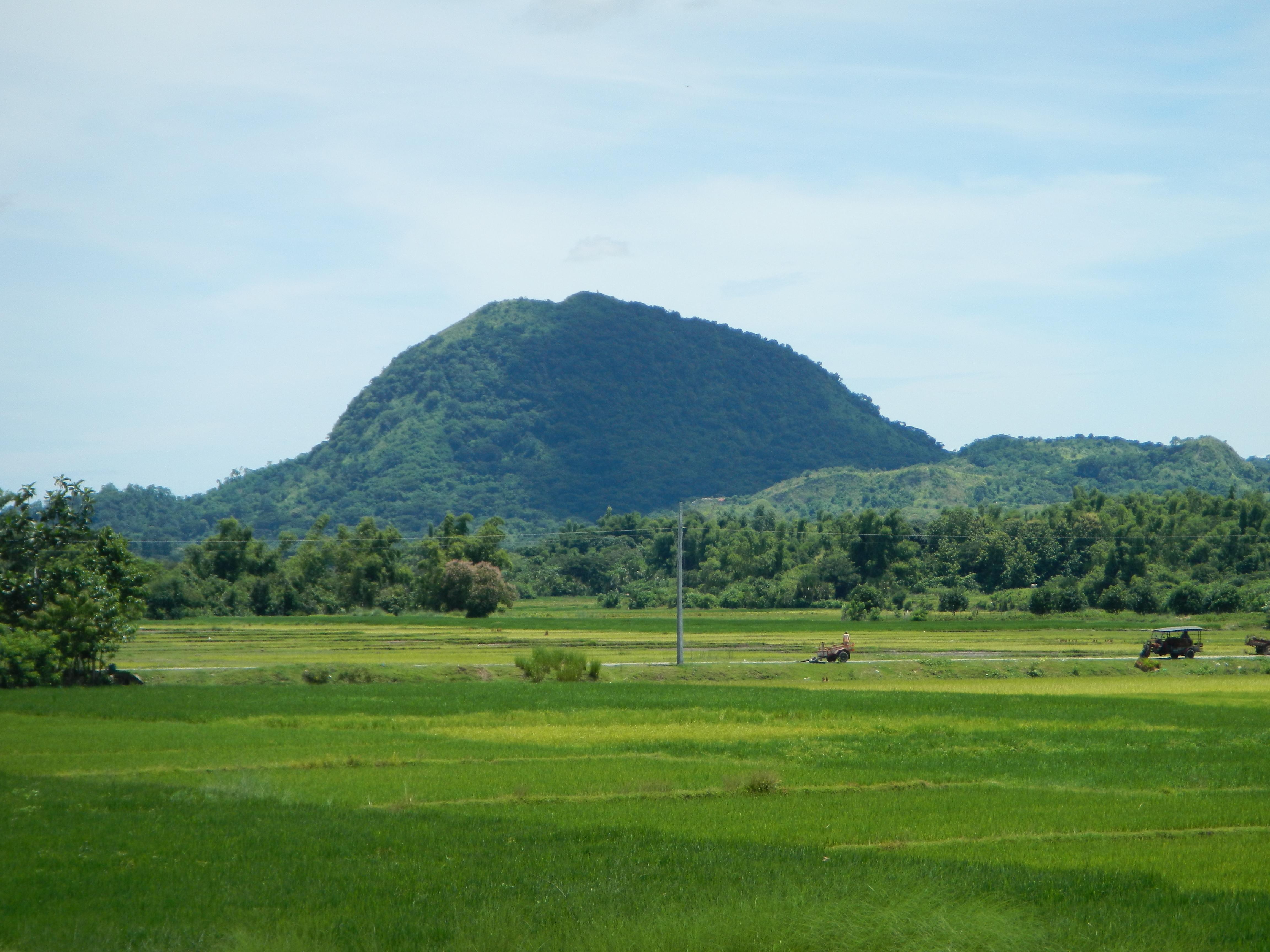Mount Balungao