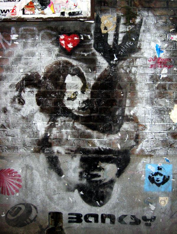 Arte Urbano o Arte Callejero