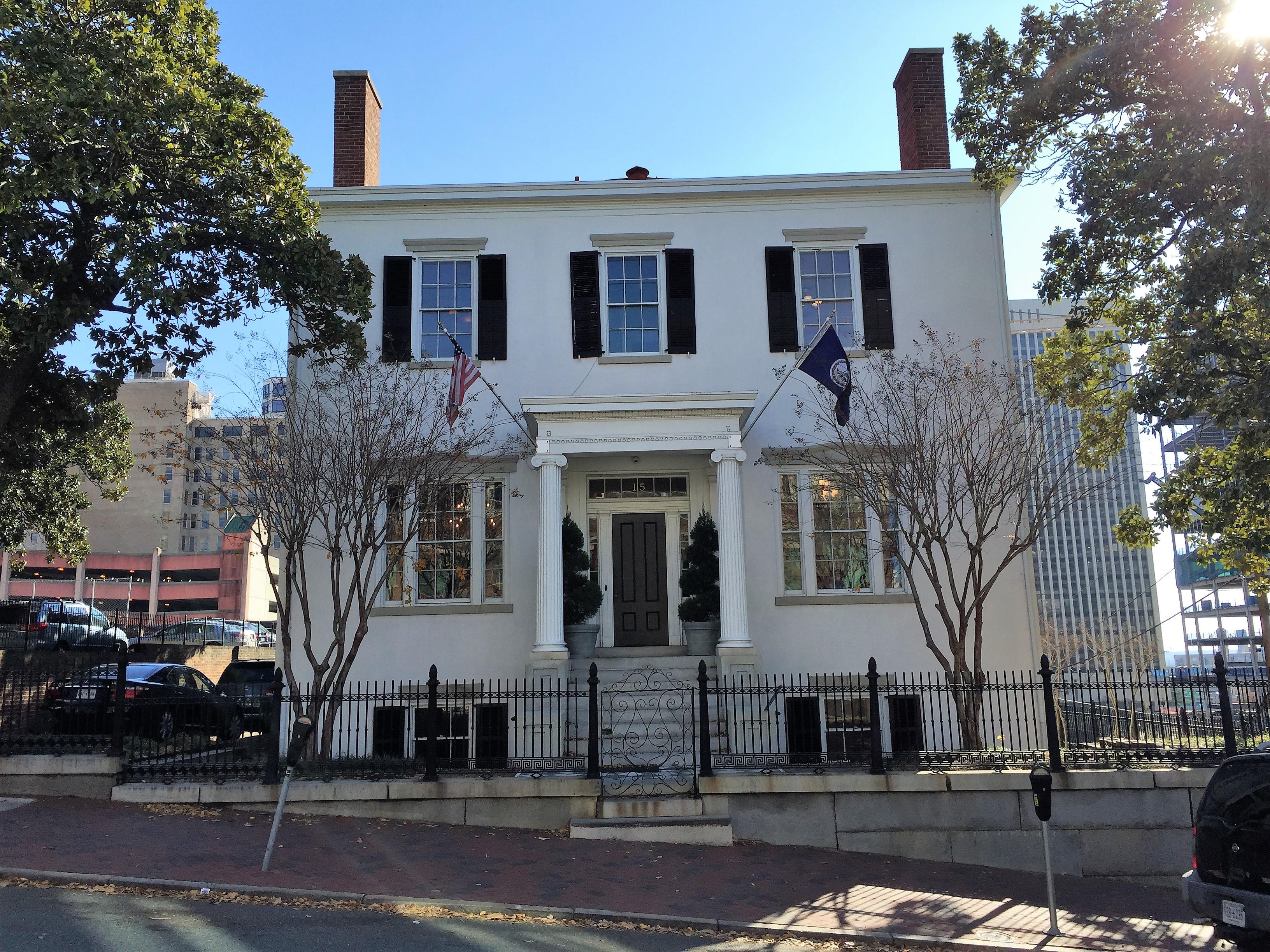 Barret House (Richmond, Virginia) - Wikipedia