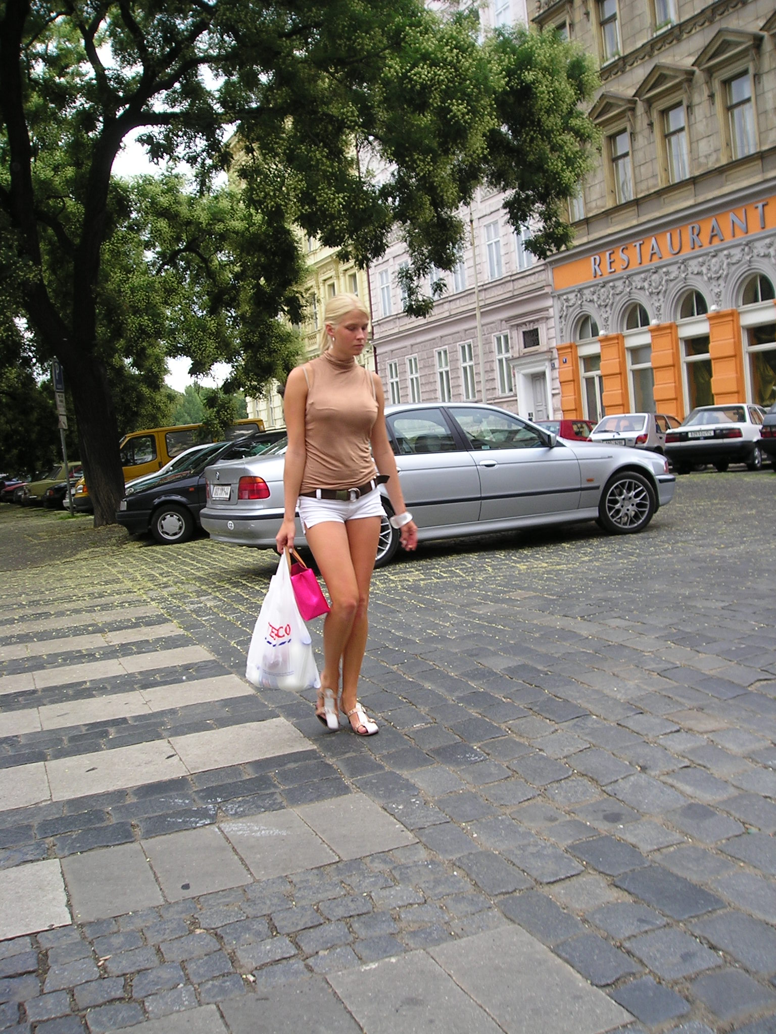 Remarkable, very Czech republic women street nude