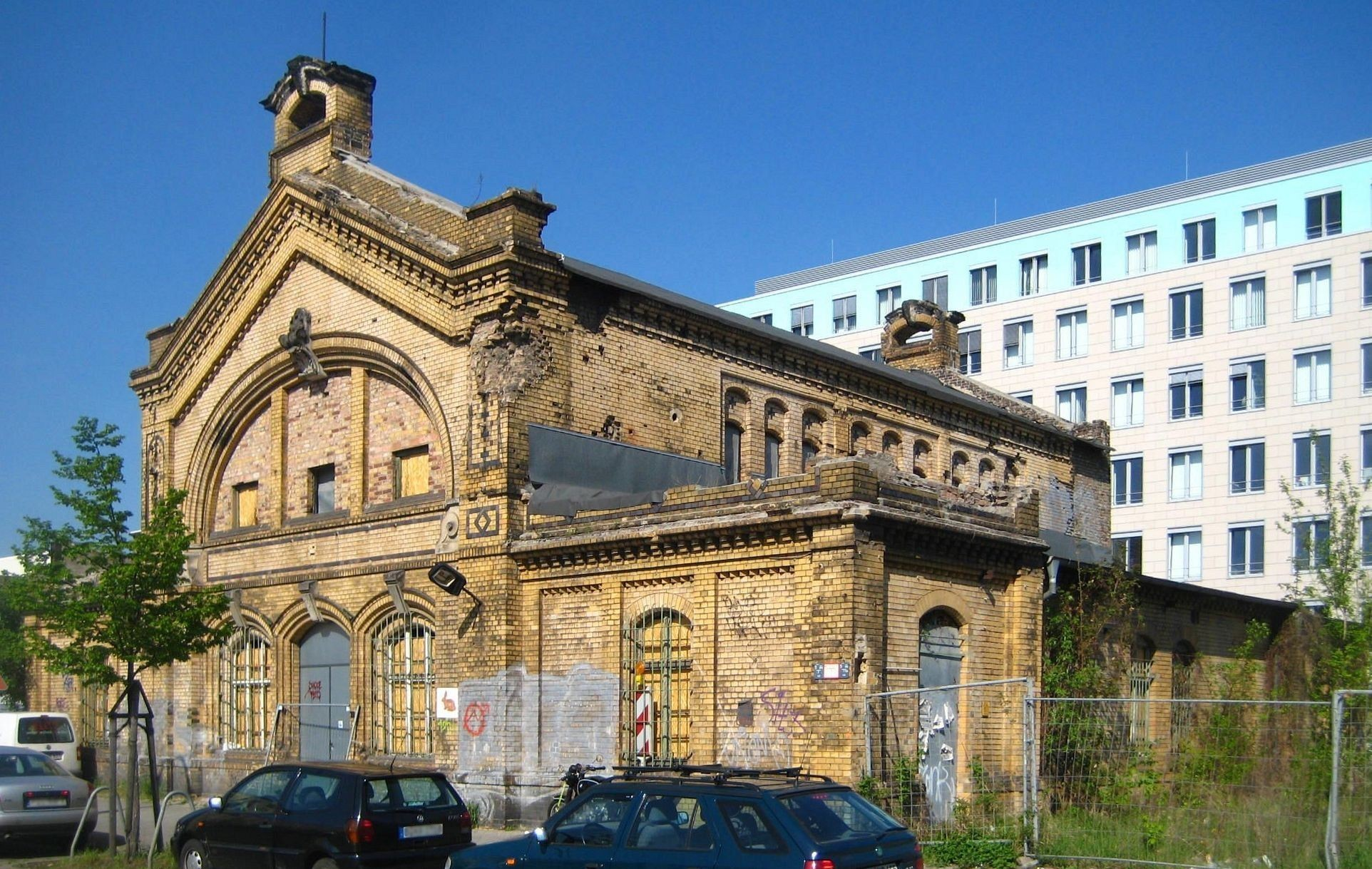 file berlin mitte am nordbahnhof 11 empfangsgebaeude stettiner wikimedia. Black Bedroom Furniture Sets. Home Design Ideas