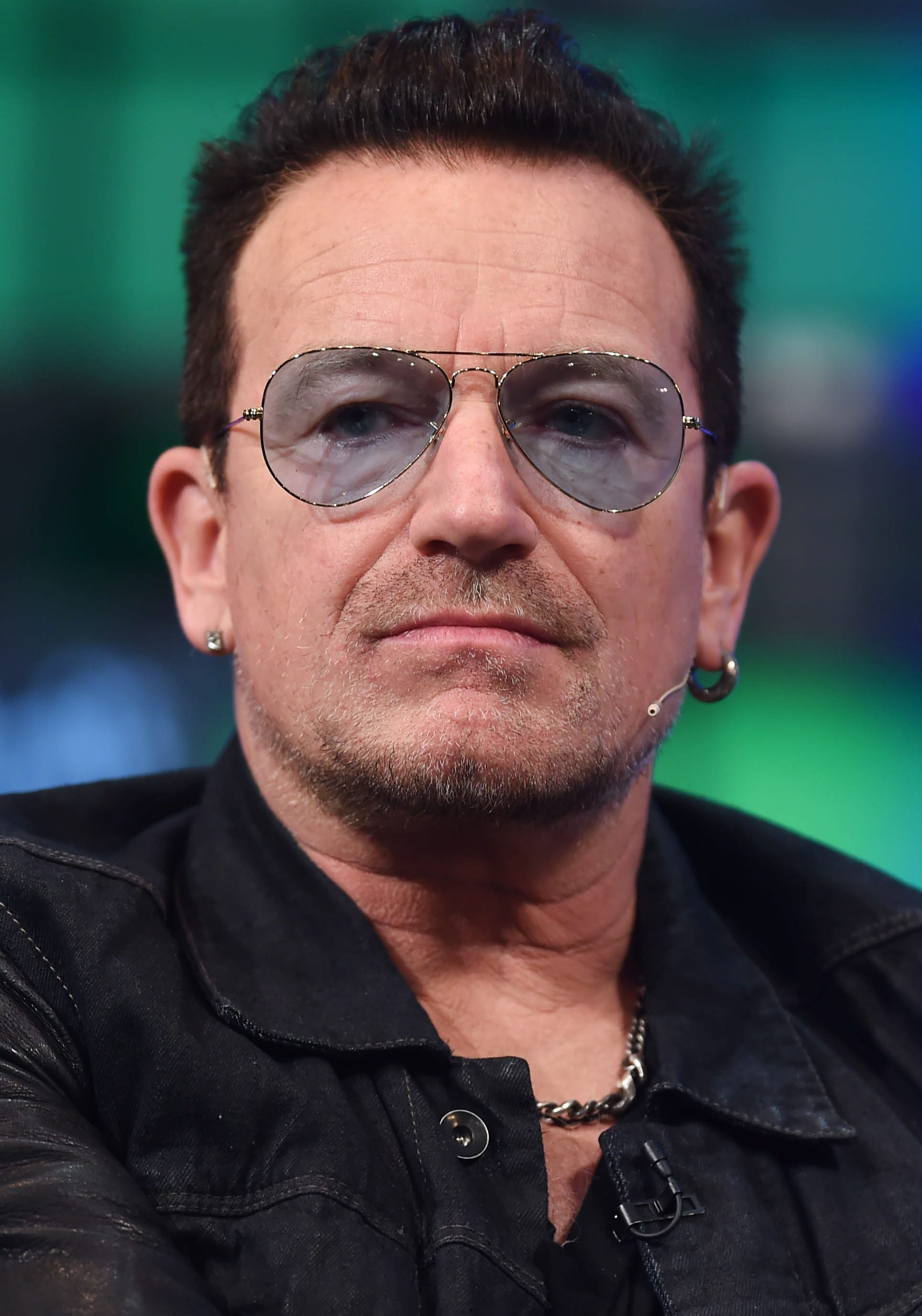 Portrait of Bono