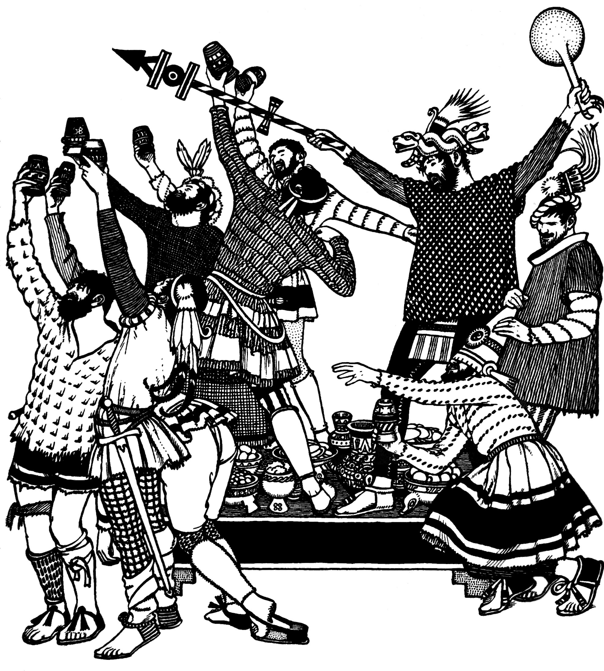 The Conquest Of Mexico Volume 2/Book VI/Chapter VIII