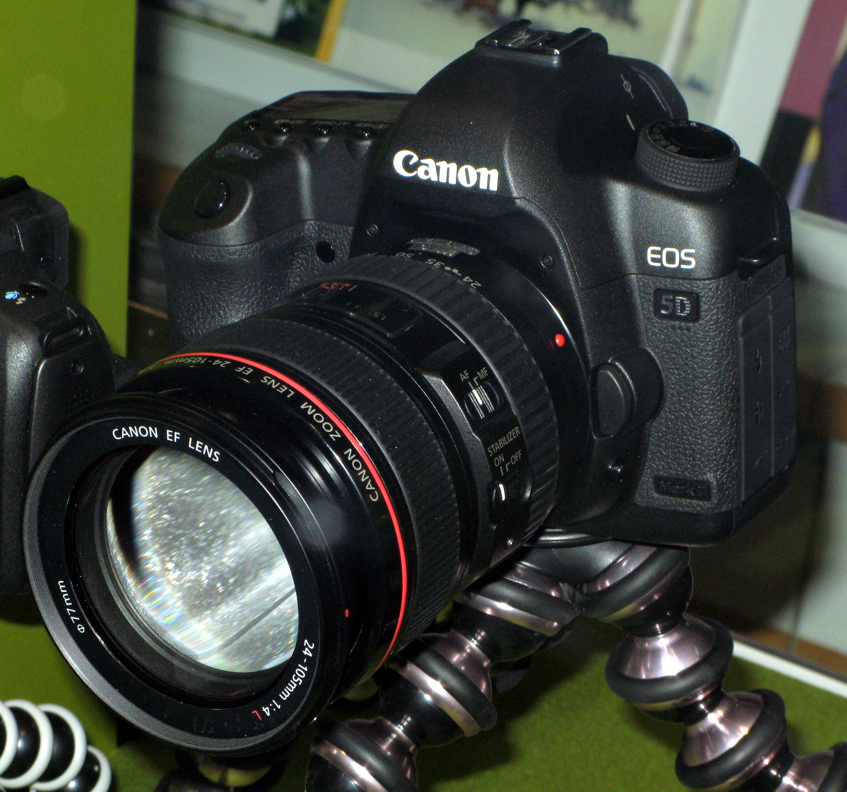 Canon EOS 5D Mark II Camera Windows 8 X64
