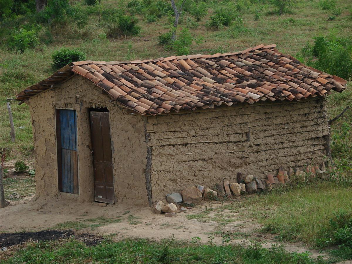 Muitas vezes File:Casa de pau a pique, típica no interior do nordeste  FV64