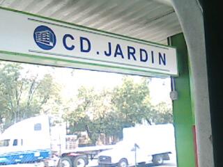 Ciudad jard n estaci n wikipedia la enciclopedia libre for Metro ligero colonia jardin