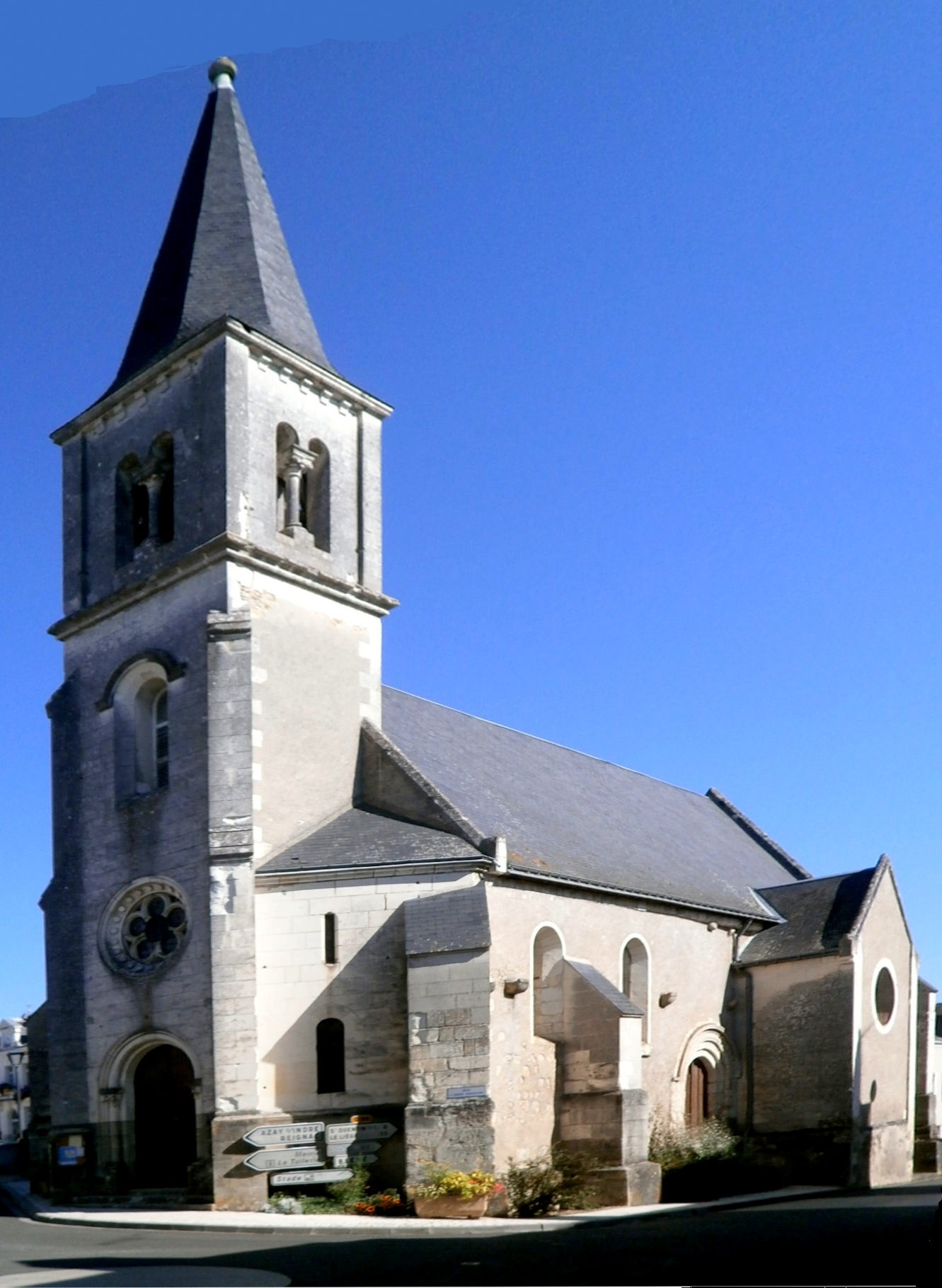 Chambourg-sur-Indre