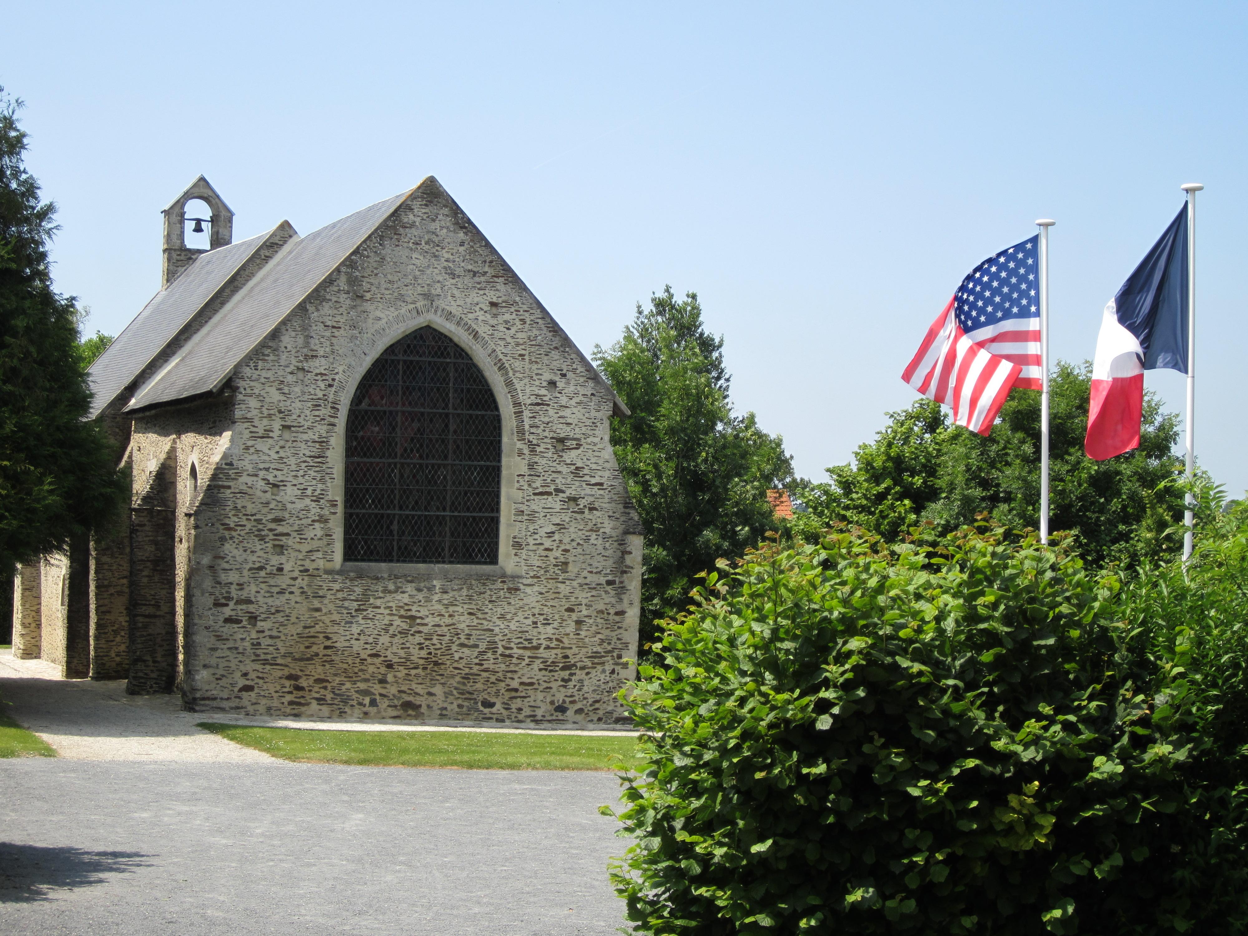 Chapelle de la Madeleine de Saint-L? ? Wikip?dia
