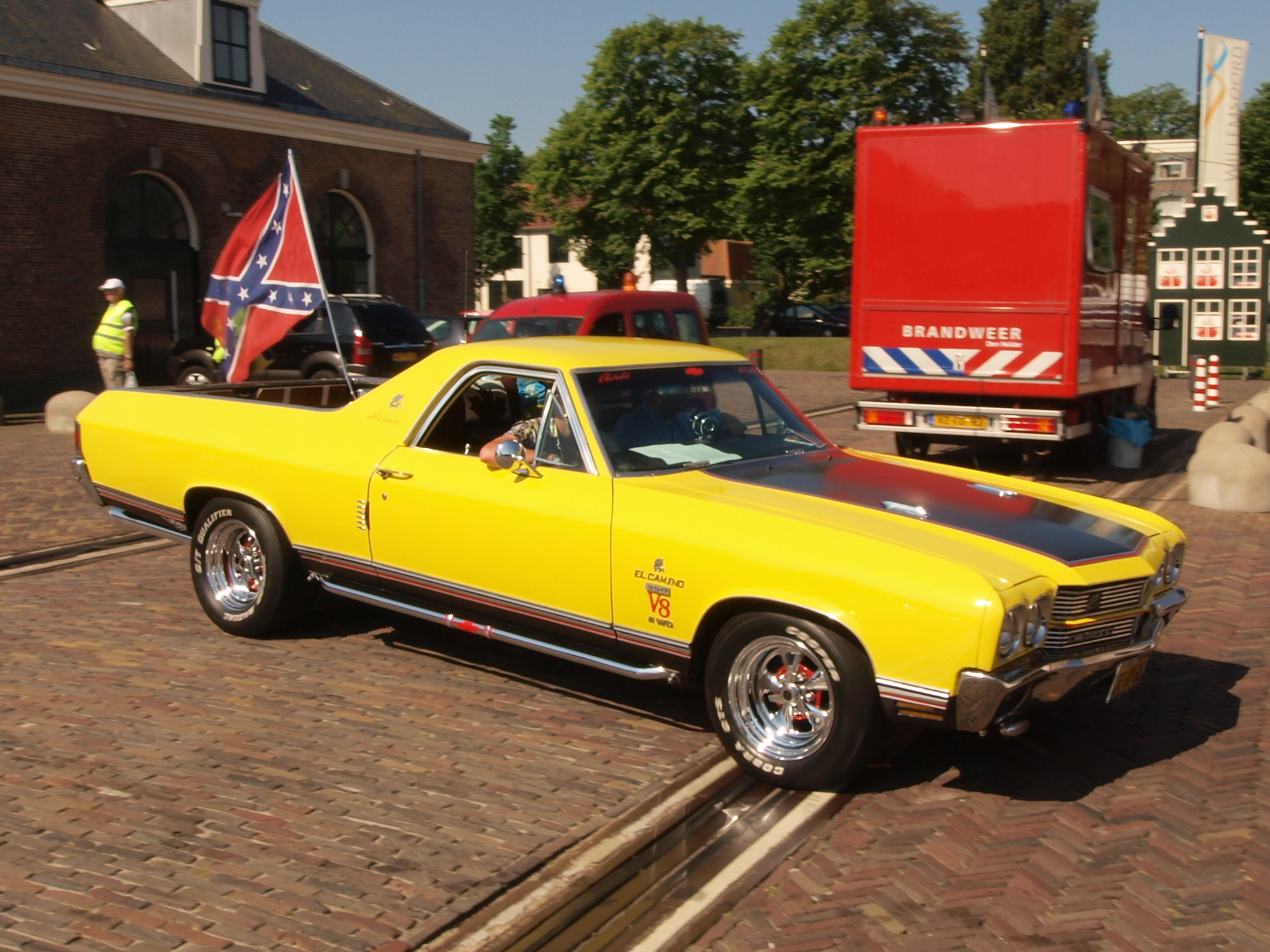 File Chevrolet El Camino 1970 Dutch Licence