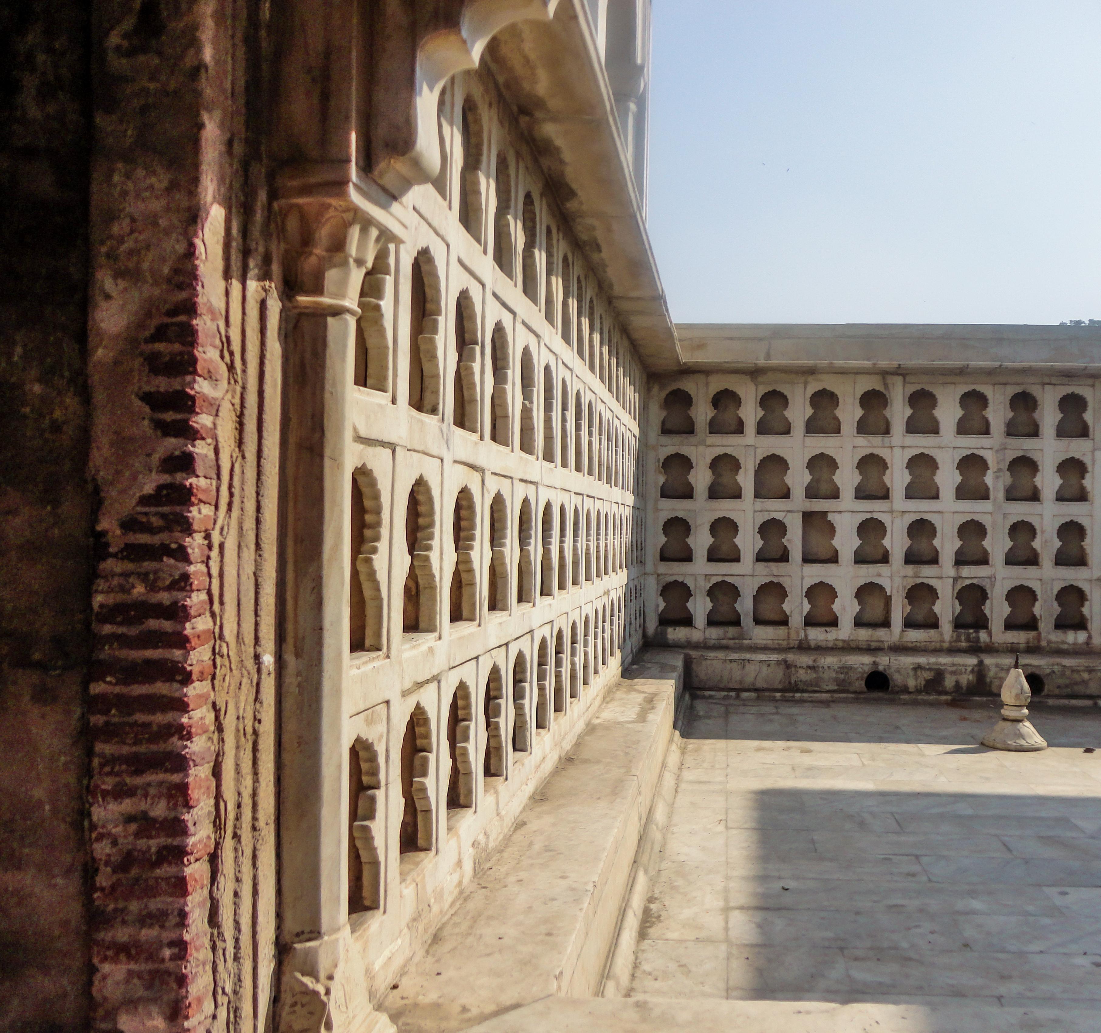 Ruins of Raj bagh