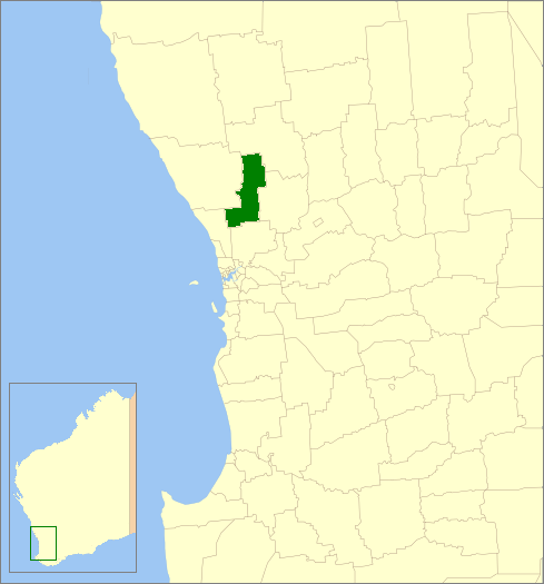 Shire of Chittering  Wikipedia