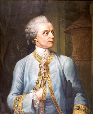 Christian Gottlob Heyne Tischbein 1772