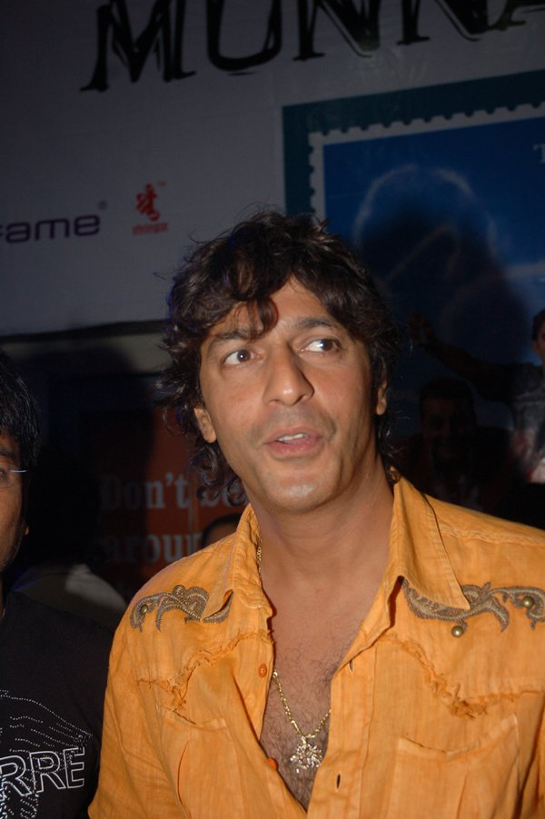 chunky pandey height