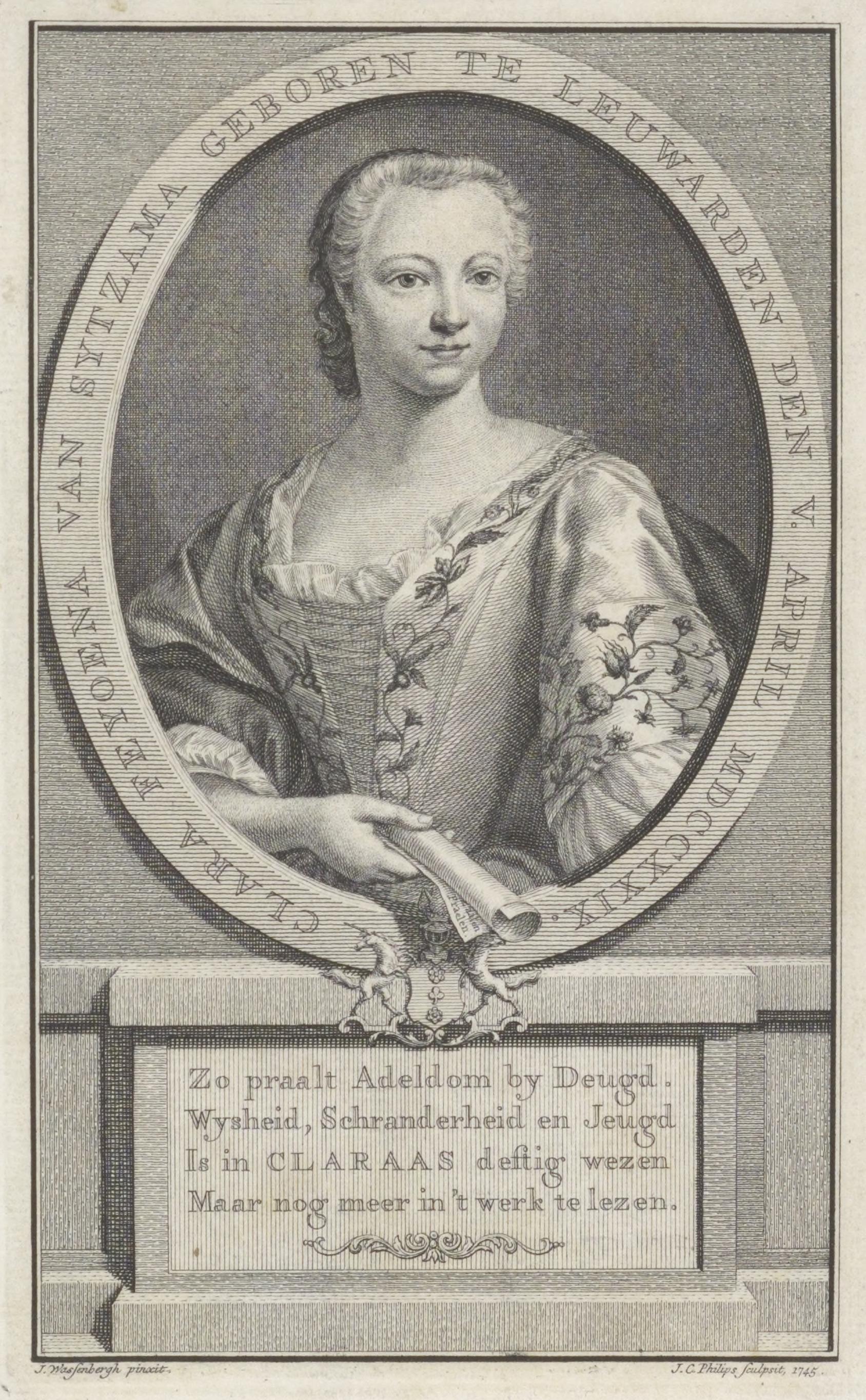 Clare Feyoena van Raesfelt-Van Sytzama