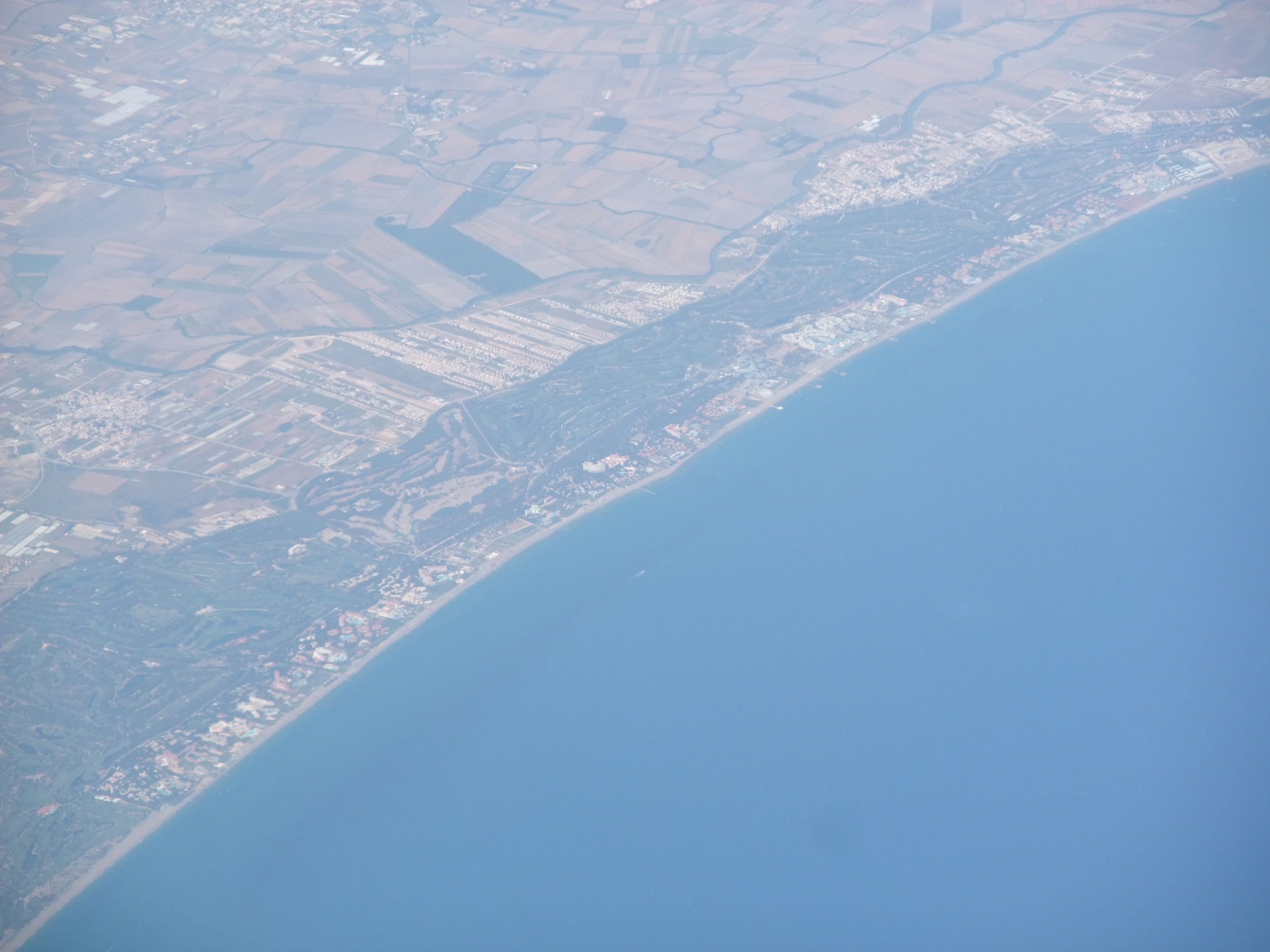 File Coast Of The Mediterranean Sea Between Kumk 246 Y And