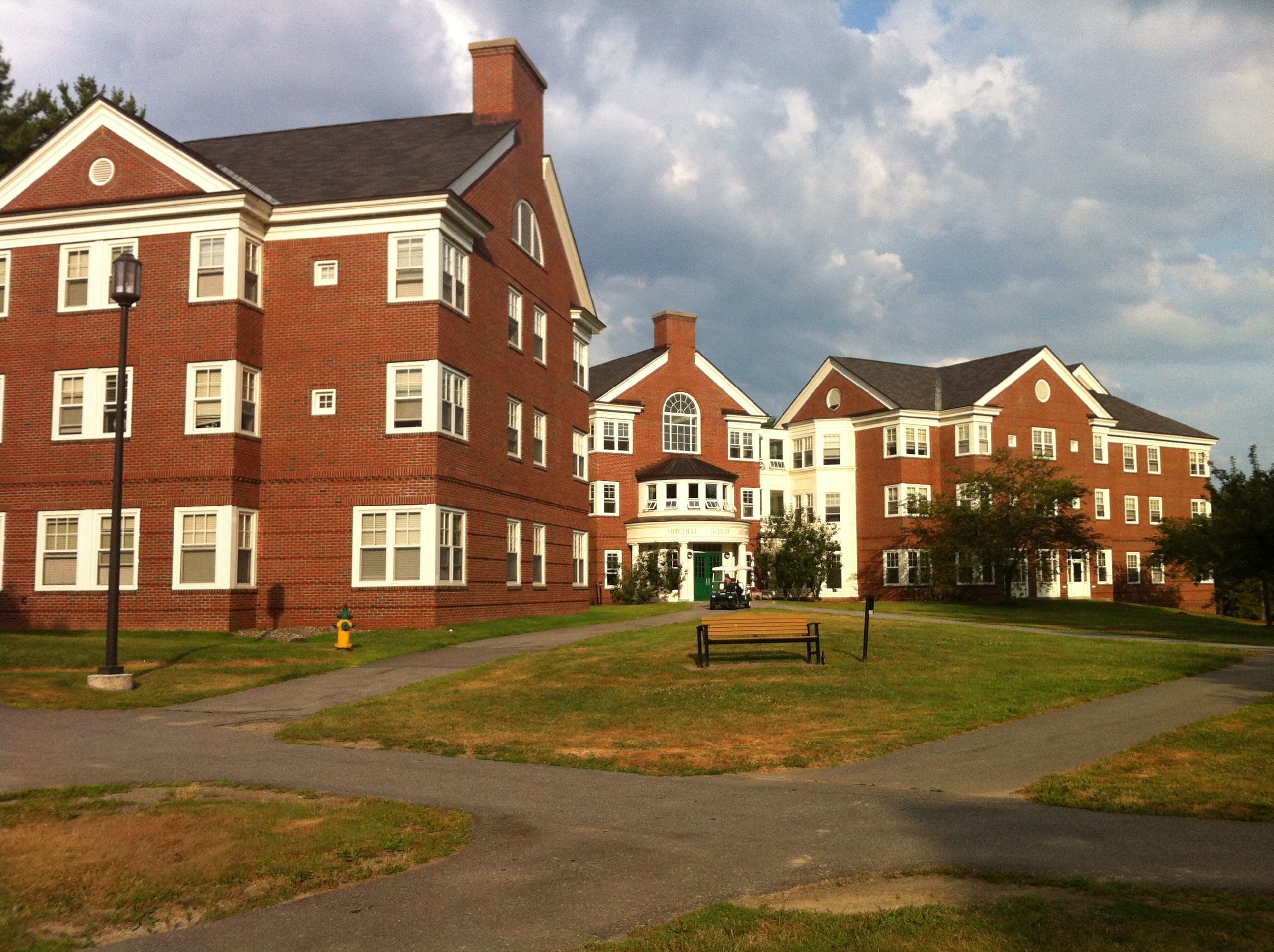 Colby College Campus