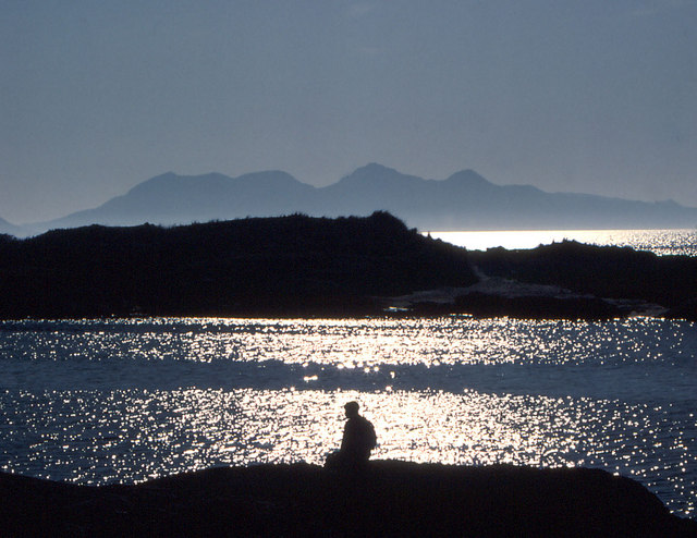 Contemplation and the Islands - geograph.org.uk - 624904