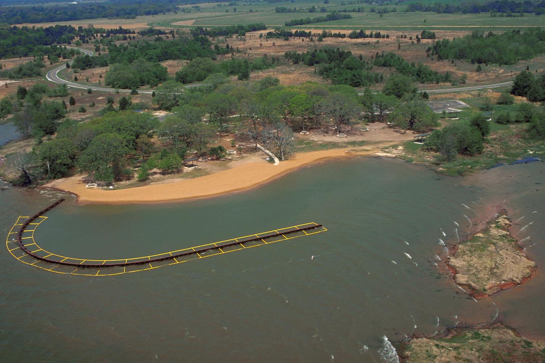 File Cooper Lake State Park Texas Swimming Hole Jpg