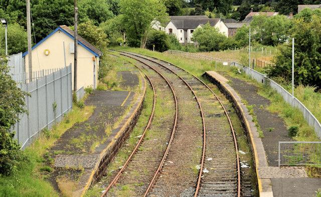 Crumlin Railway Station Northern Ireland Wikipedia