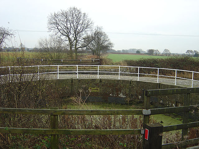 Culvert on the Selby Canal - geograph.org.uk - 644641