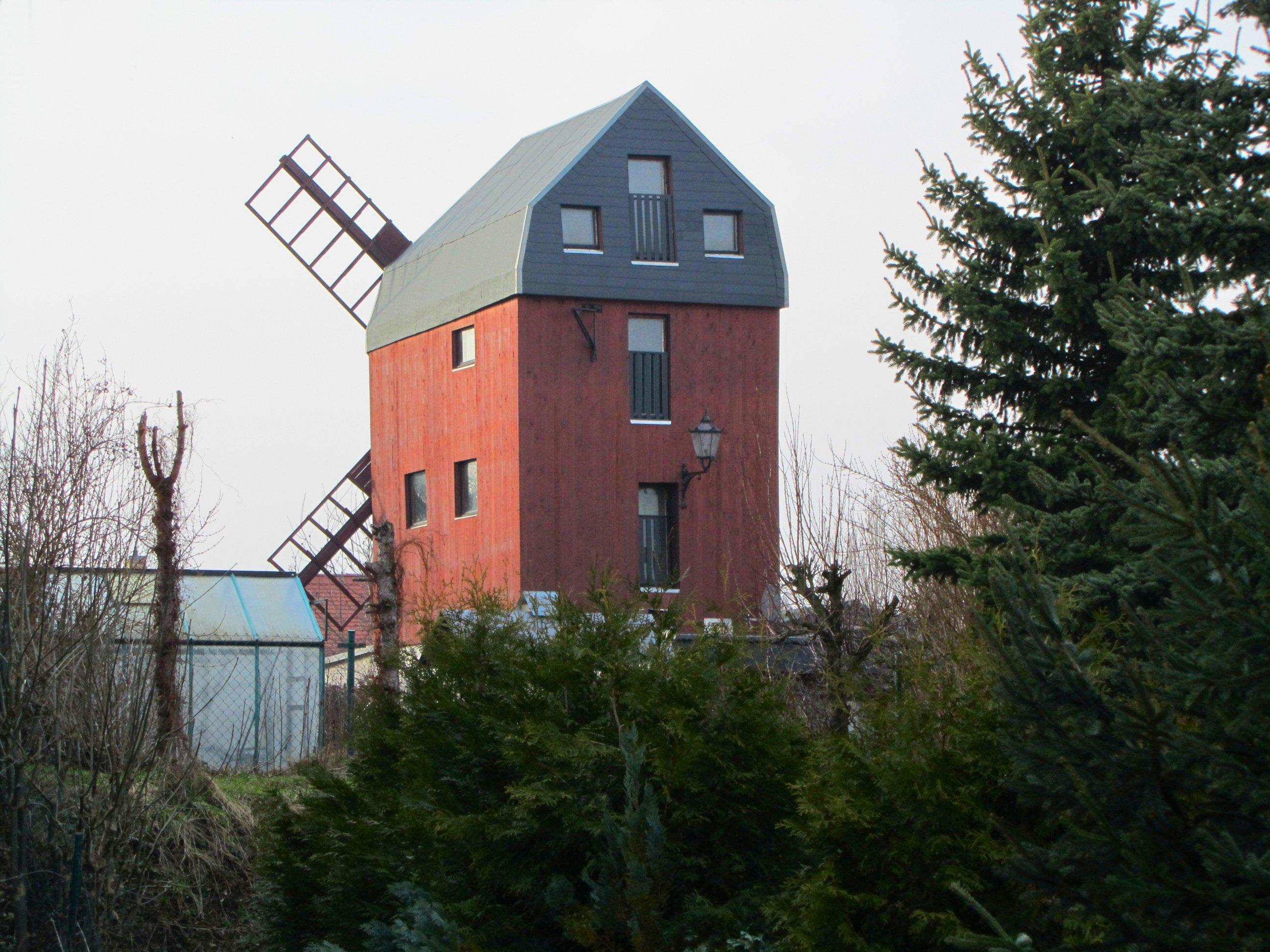 Dölzig, Windmühle.JPG