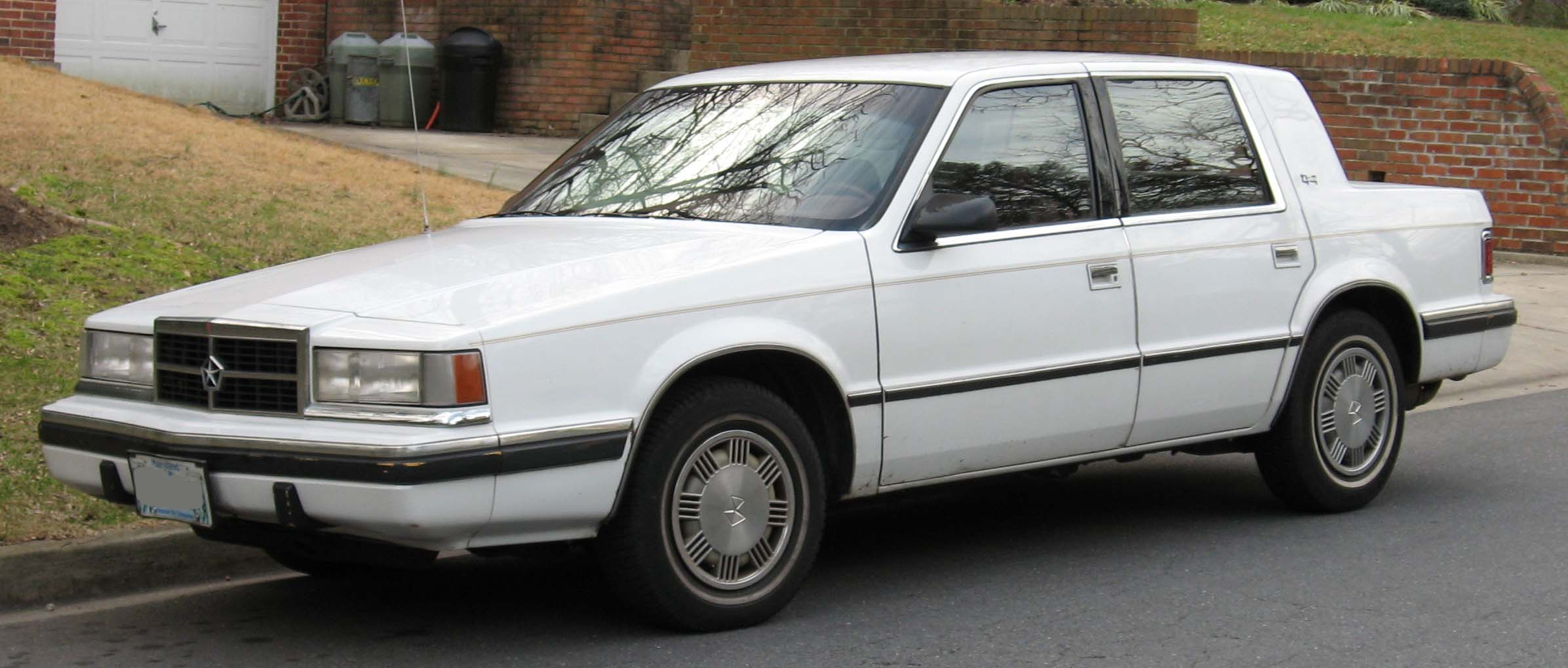 1988 dodge dynasty - get domain pictures - getdomainvids.com