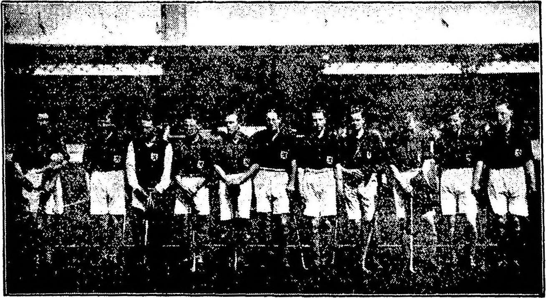 Field Hockey At The 1928 Summer Olympics Wikiwand