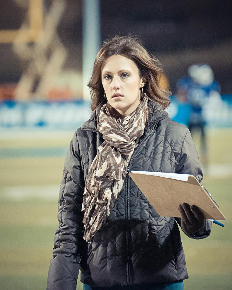 Allison Williams Reporter