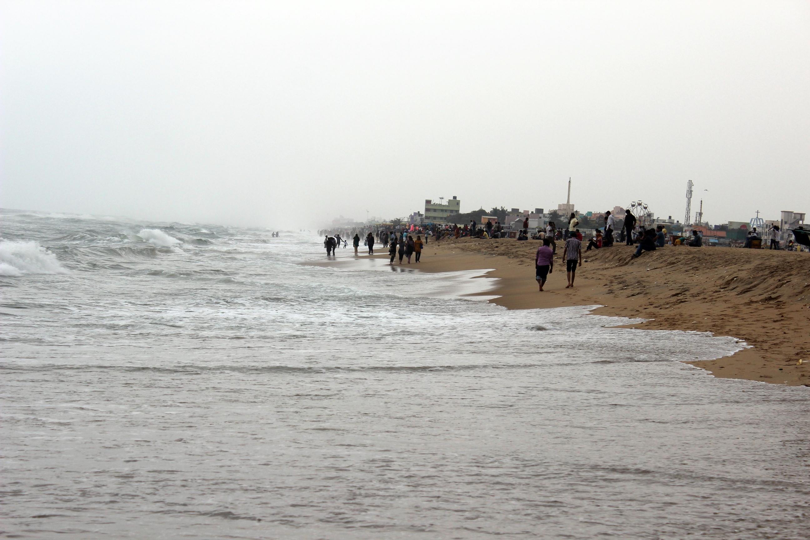 Besant Nagar Beach Restaurants